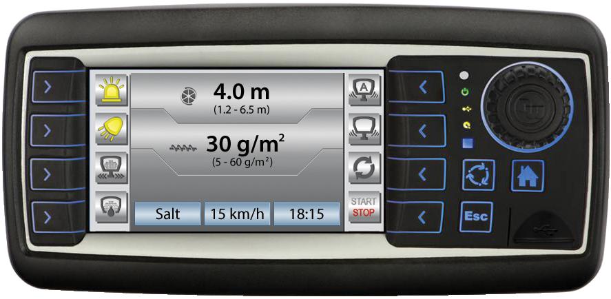 Hilltip Icestriker In-Cab Controller