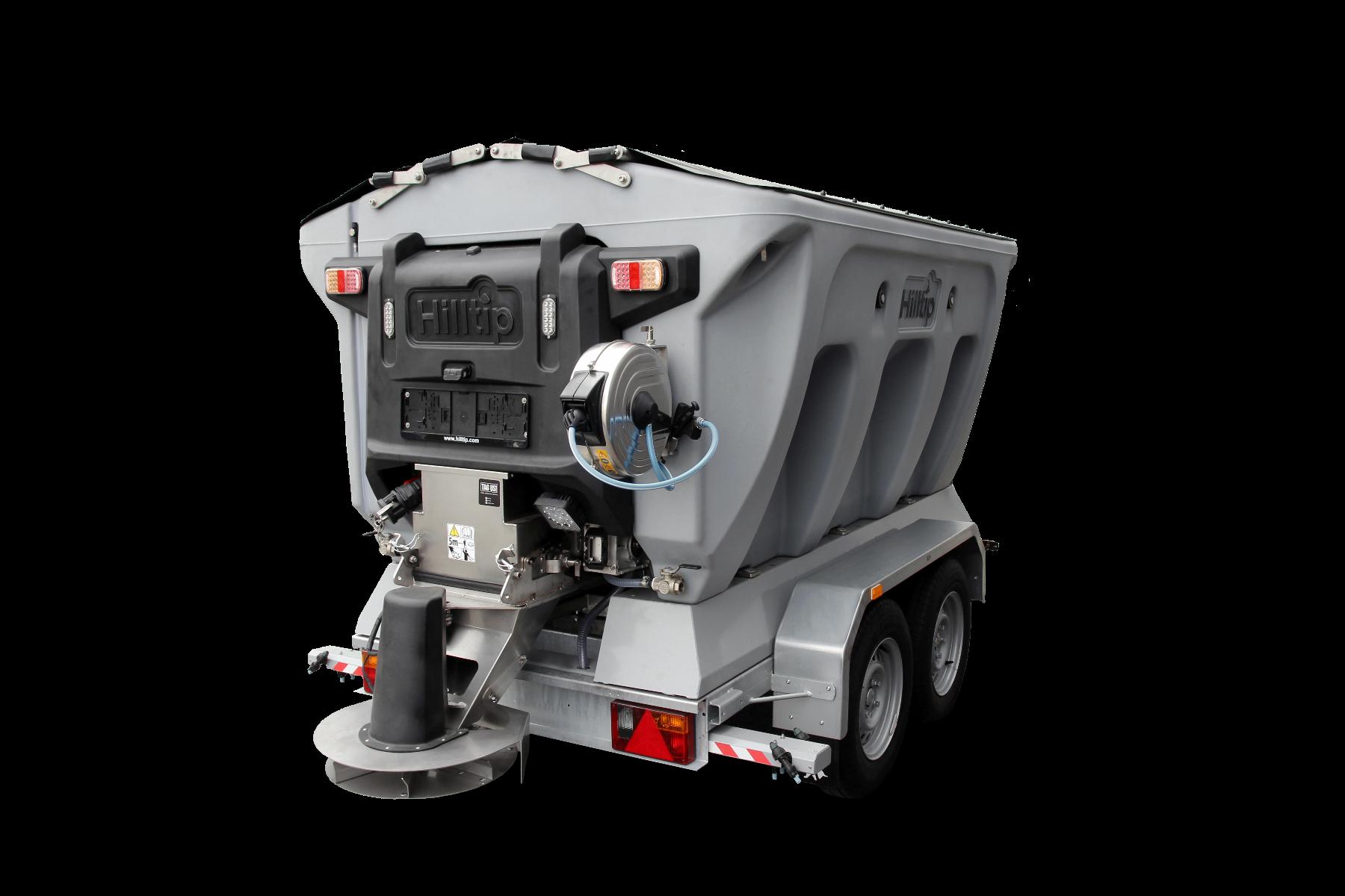 Hilltip IceStriker 600TR & 800TR