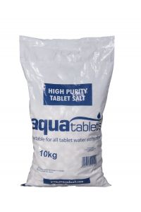 Round Salt Tablets 10kg bag