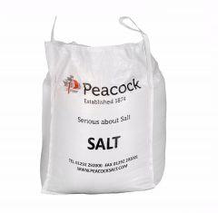 Brown Rock Salt 1000kg bag