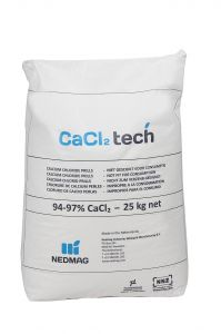 Calcium Chloride Prills Tech Grade 94-97% 25kg Bag
