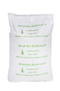 Coarse Dead Sea Bath Salt 25kg bag