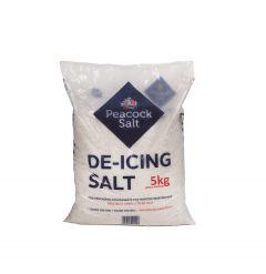 White Deicing Salt 5kg bag