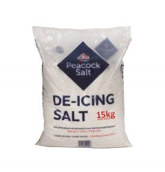 White Deicing Salt 15kg bag