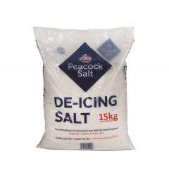 White Deicing Salt 15kg bag