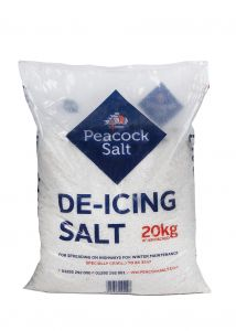 White Deicing Salt 20kg bag