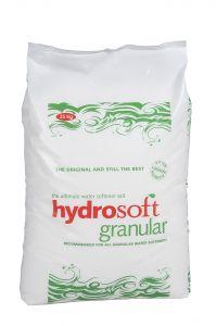 Hydrosoft Granular Salt 25kg bag