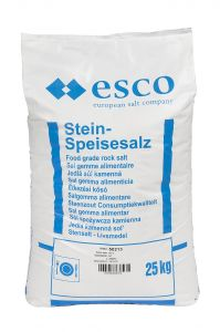 Rock Salt 3.2-1.5mm 25kg bag