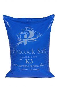 Rock Salt 3.2 - 0.4mm 25kg bag