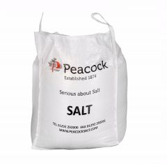 Rock Salt 3.2 - 0.4mm 1000kg bag