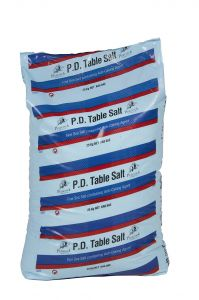 PD Table/Fine Sea Salt 25kg