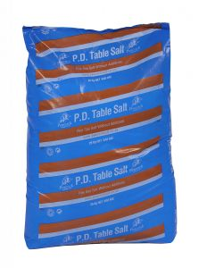 PD Table/Fine Sea Salt - No Additives 25kg