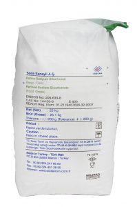 Sodium Bicarbonate Food Grade 25kg bag