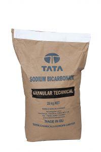 Sodium Bicarbonate Granular Tech Grade 25kg bag