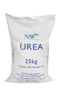Urea Prills 25kg bag