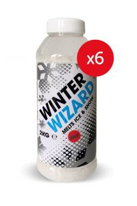 Winter Wizard 2kg Shaker Tub(Box of 6)