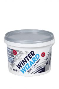 Winter Wizard Fast Melt 5kg Tub