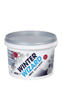 Winter Wizard Fast Melt 5kg Tub