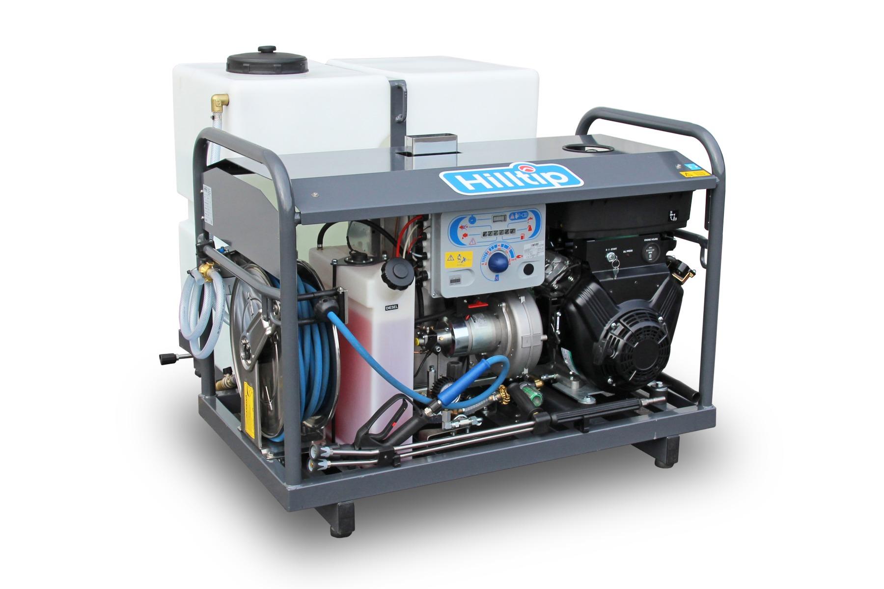 Hilltip Jet-It Mobile Pressure Washer