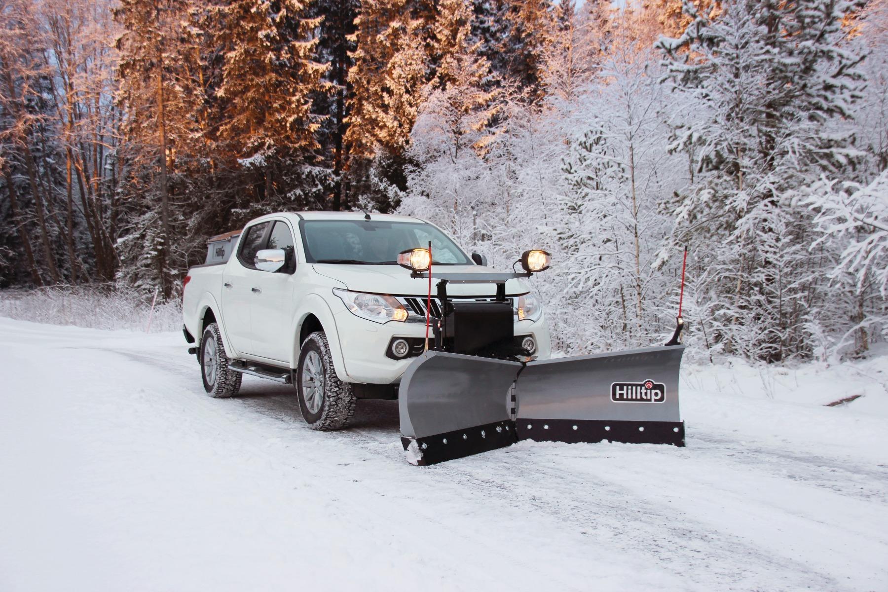 Hilltip SnowStriker Snow Ploughs